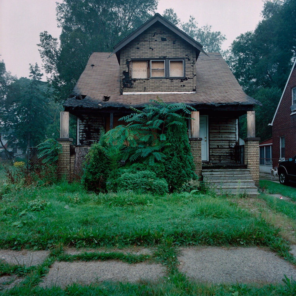 Detroit's abandoned house of the week... - The Motorless City