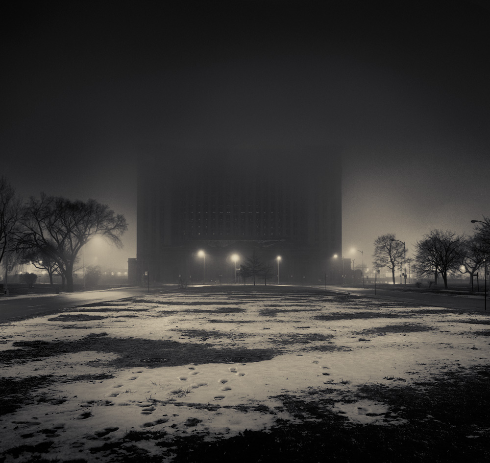 Most Sinister Building You Have Seen ?