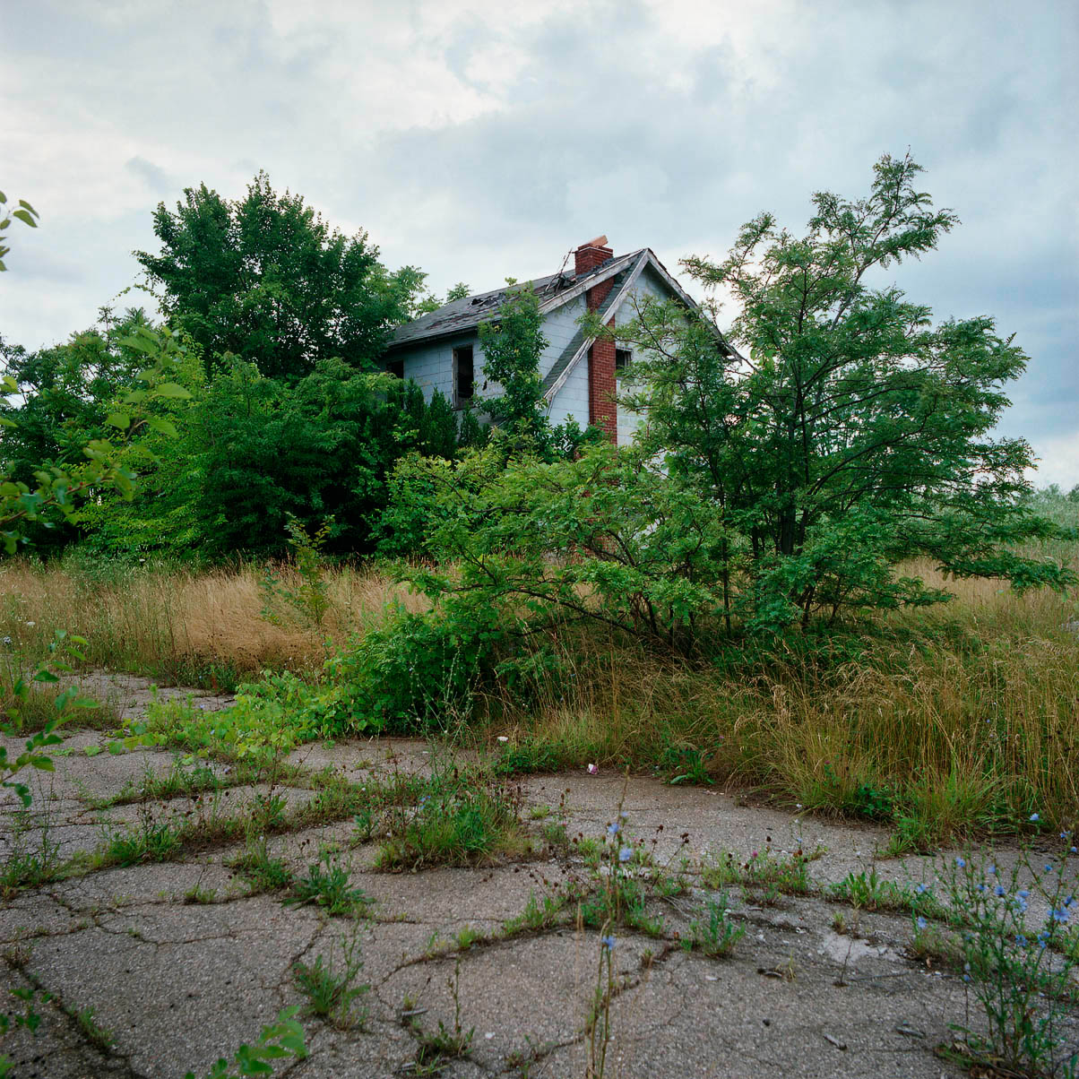 The Abandoned Neighborhood Of The Week