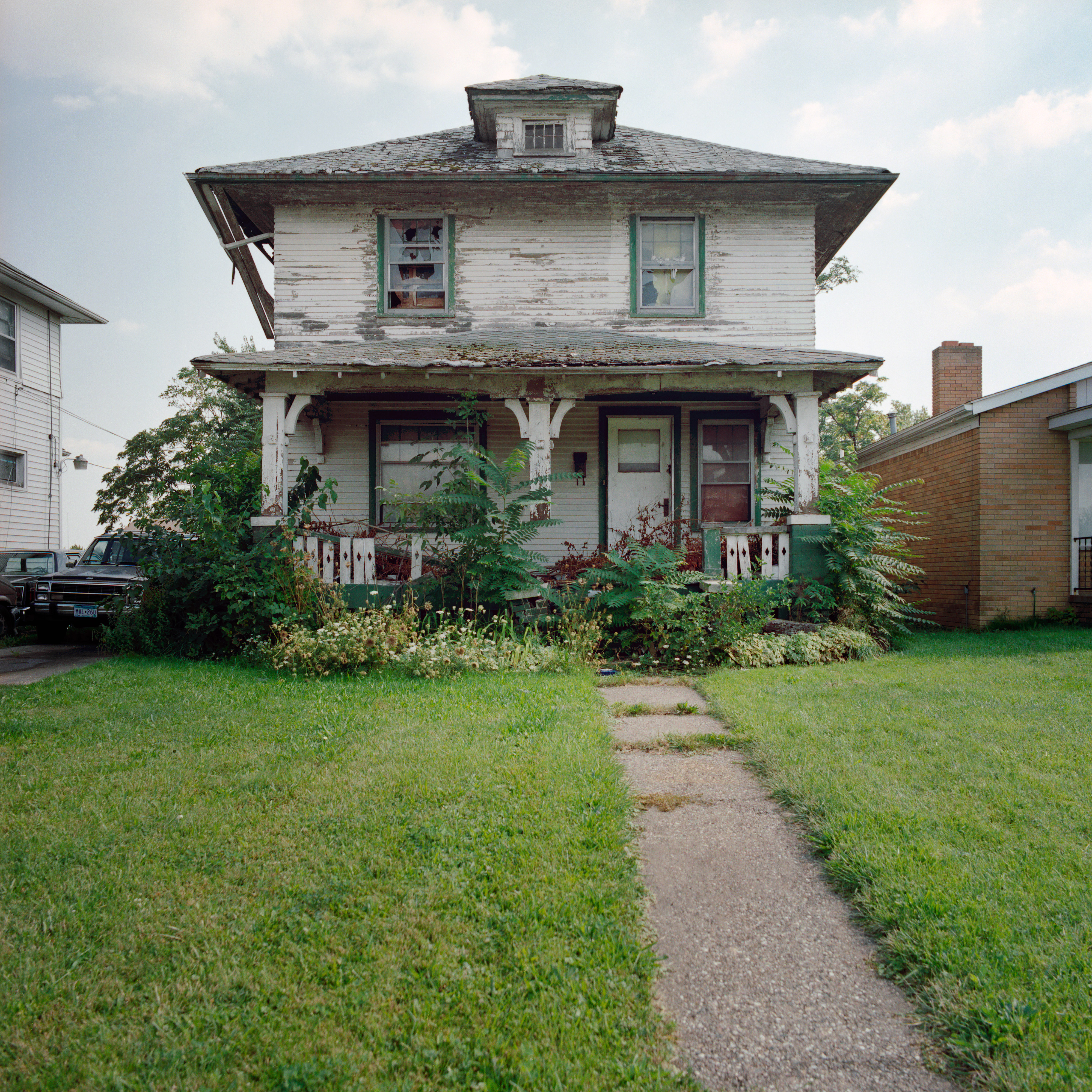 Abandoned House - Highland Park, MI