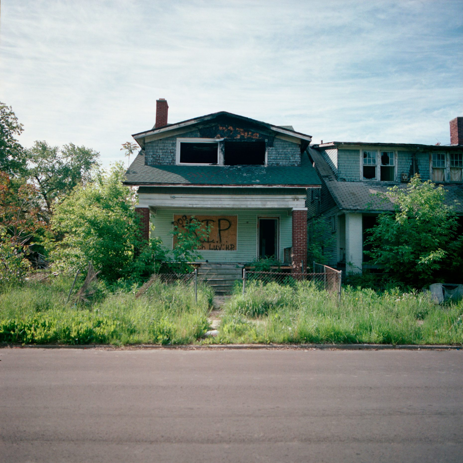 Detroit's Abandoned House Of The Week